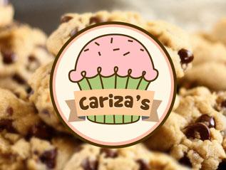 Cariza's Logo and BrandIdentity