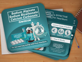 Gaviscon Pharmacist Detail Aid