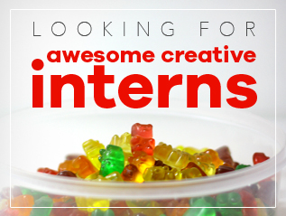 LF: Awesome Creative Interns
