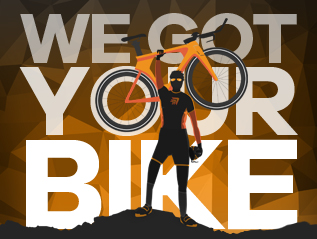 We Got Your Bike Promo Materials