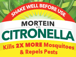 Mortein Citronella Neck Tag