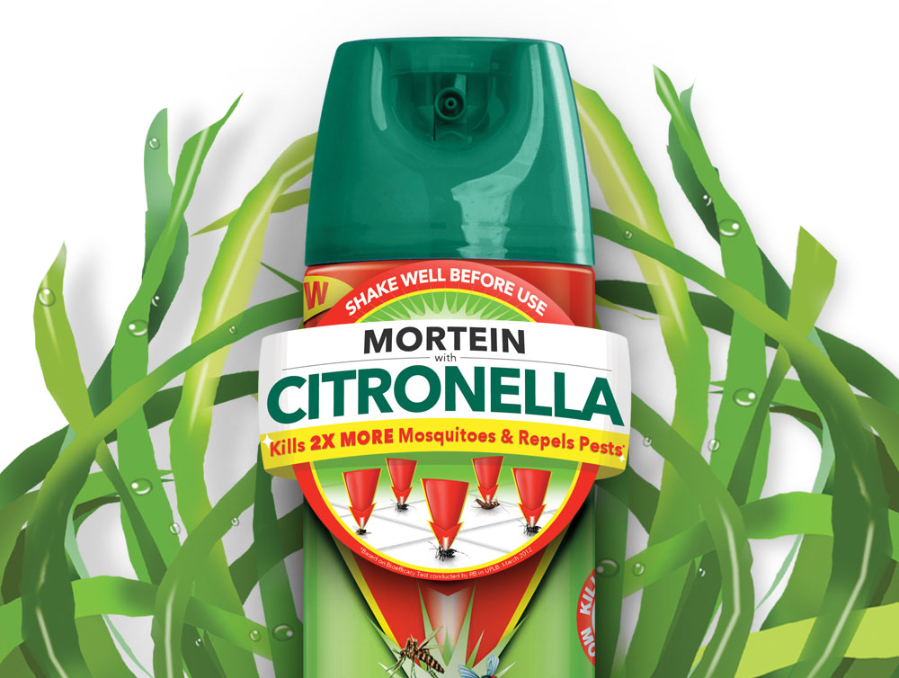 Thought Wagon Portfolio Mortein Citronella Necker