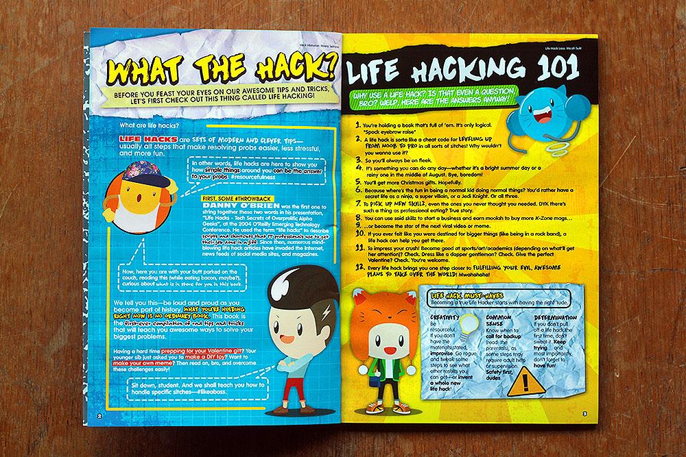 KZone Life Hacks 02