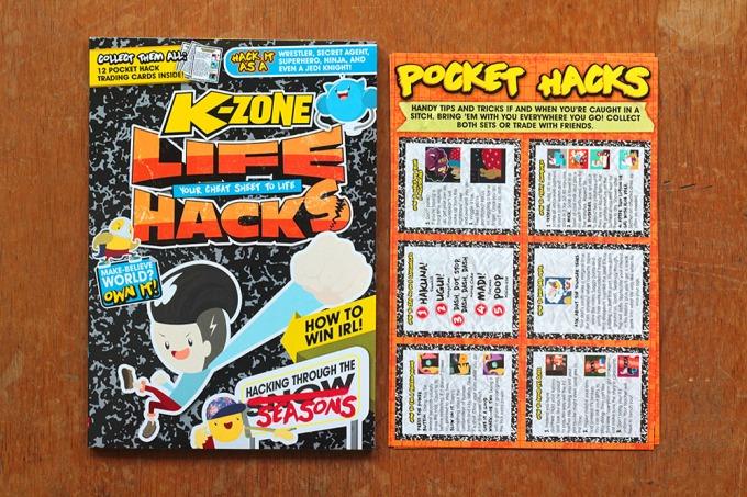 KZone Life Hacks 05