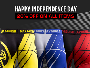 Hayabusa Independence Day Promo
