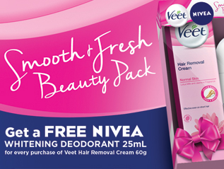 Smooth & Fresh Beauty Pack
