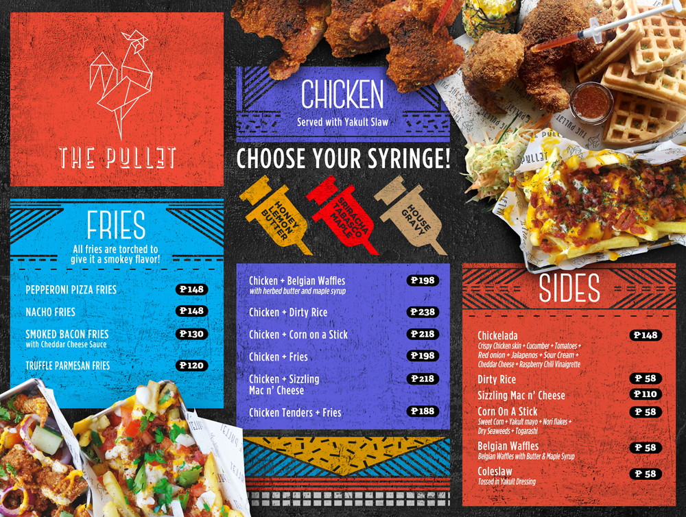 The-Pullet-Menu-Image