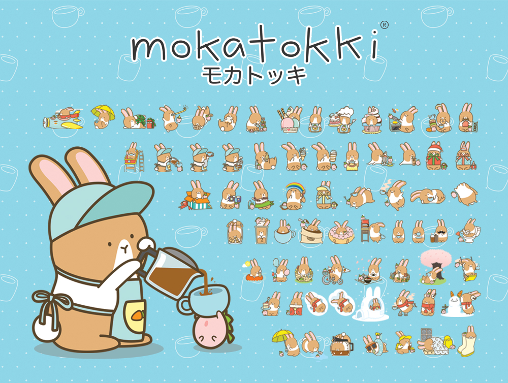Mokatokki-Character-Art