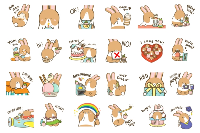 MT-Stickers
