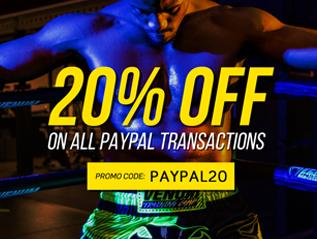 Venum Paypal PromoPoster